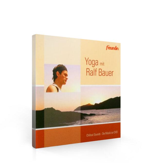 yoga mit ralf bauer cd ralf bauer yoga. Black Bedroom Furniture Sets. Home Design Ideas