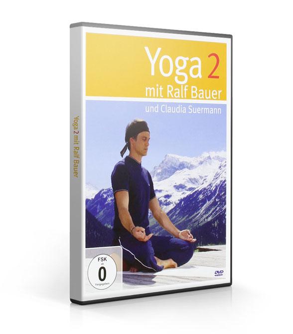 yoga mit ralf bauer 2 dvd ralf bauer yoga. Black Bedroom Furniture Sets. Home Design Ideas